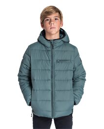 Chaqueta Puffer Wave Boy