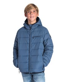 Puffer Wave Boy Jacket