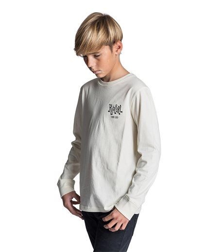 Search Icon Long Sleeve Tee