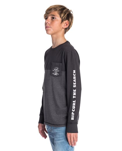 The Search Long Sleeve Tee