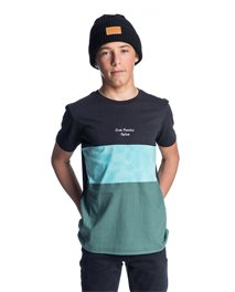 T-shirt a maniche corte Cut Dyed