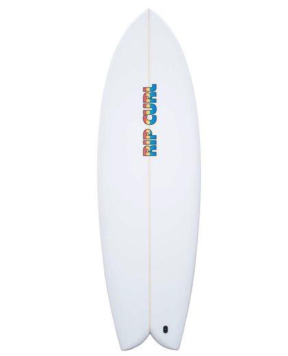 Twin PU Clear - Rip Curl Surfboards