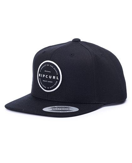 Mission Badge Cap