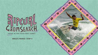 2019 European GromSearch Series Stop #4 - Anglet, France