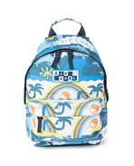 Mochila Mini Dome Surf Planet