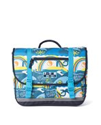 School Satchel Surf Planet