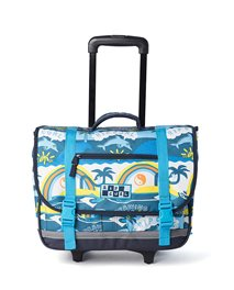 Mochila Wheelie Satchel Surf Planet
