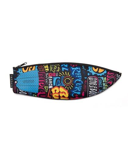 Mini Surfboard Pencil Case