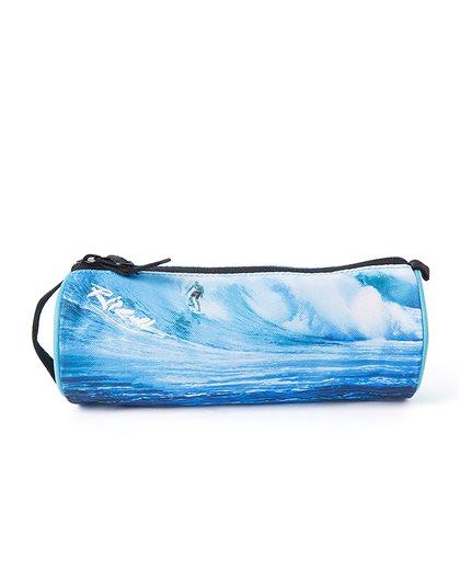 Pencil Case 1 compartment Glow Wave