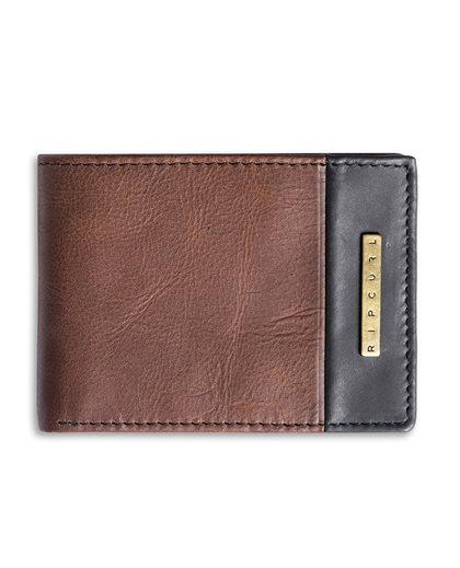 Endo Clip RFID Slim Wallet