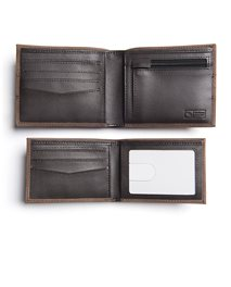 Stitch Icon RFID 2 In 1 Wallet