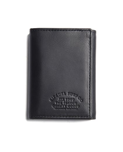 Vertical RFID All Day Wallet