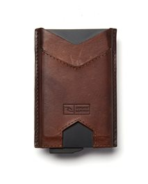Mechanical RFID Slim Wallet