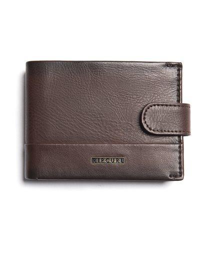 Horizons PU Clip Slim Wallet