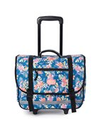 Wheelie Satchel Toucan Flora
