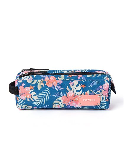 Pencil Case 2 compartments Toucan Flo