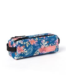 Pencil Case 2 compartments Toucan Flo