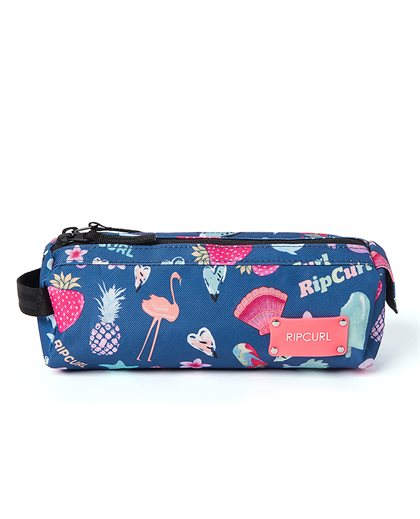 Pencil Case 2 compartments Summertime
