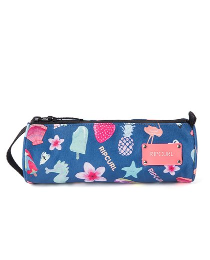 Pencil Case 1 compartment Summertime