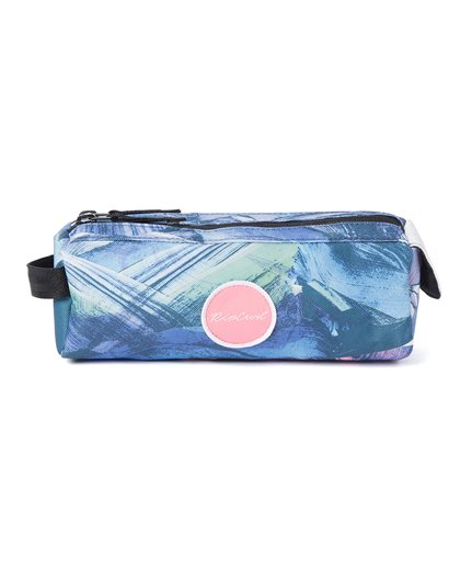 Pencil Case 2 compartments Wash