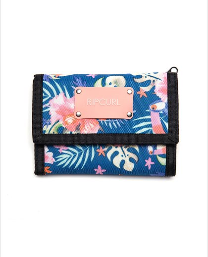 Toucan Flora Surf  Wallet
