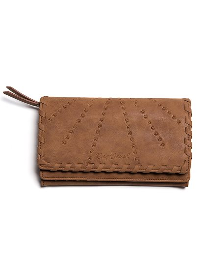 Lotus Cheque Book Wallet