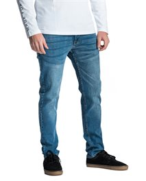Denim Slim Salt Blue