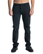 Straight Salt Black Denim