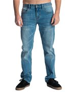 Straight Salt Blue Denim