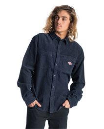 Rhomb Long Sleeves Shirt