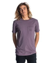 T-shirt manches courtes Organic Pocket