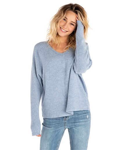 Cosy V Neck Fleece