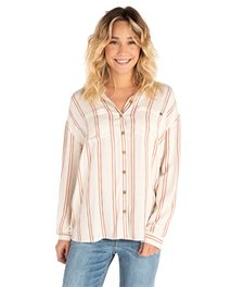 Chemise manches longues Lines