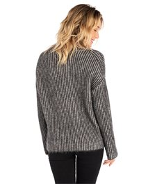Pull col haut Low