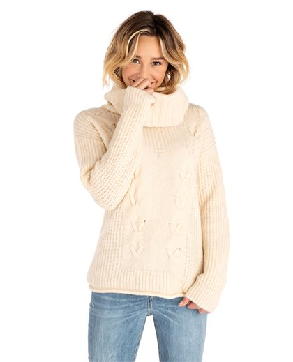 Neah Roll Neck Sweater