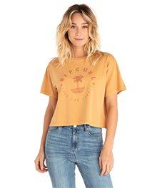 T-shirt corta Island Sands