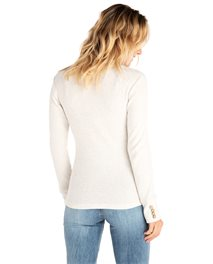 T-shirt manches longues Cosy