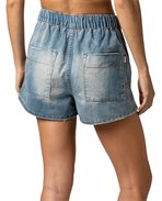 The Denim Short