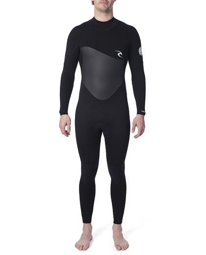 Omega 5/3 Back Zip Wetsuit