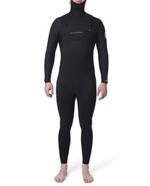 Dawn Patrol Hood 5/4 Chest Zip  Wetsuit
