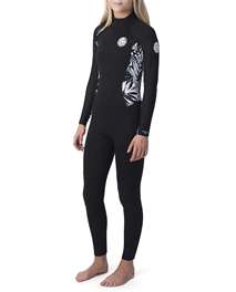 Muta da donna Dawn Patrol 5/3 Back Zip