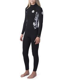 Women Dawn Patrol 4/3 Back Zip Wetsuit