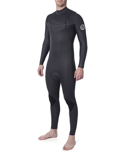 Dawn Patrol Perf 3/2 Chest Zip Wetsuit