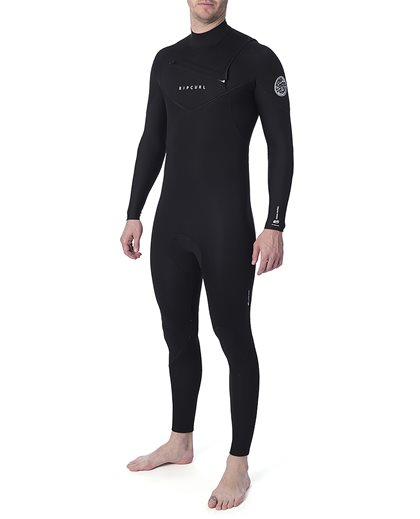 Dawn Patrol Perf Chest Zip 4/3 Wetsuit