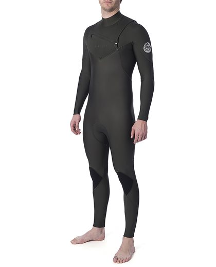 Dawn Patrol Perf Chest Zip 5/3 Wetsuit