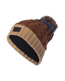 Wool Pompom Beanie