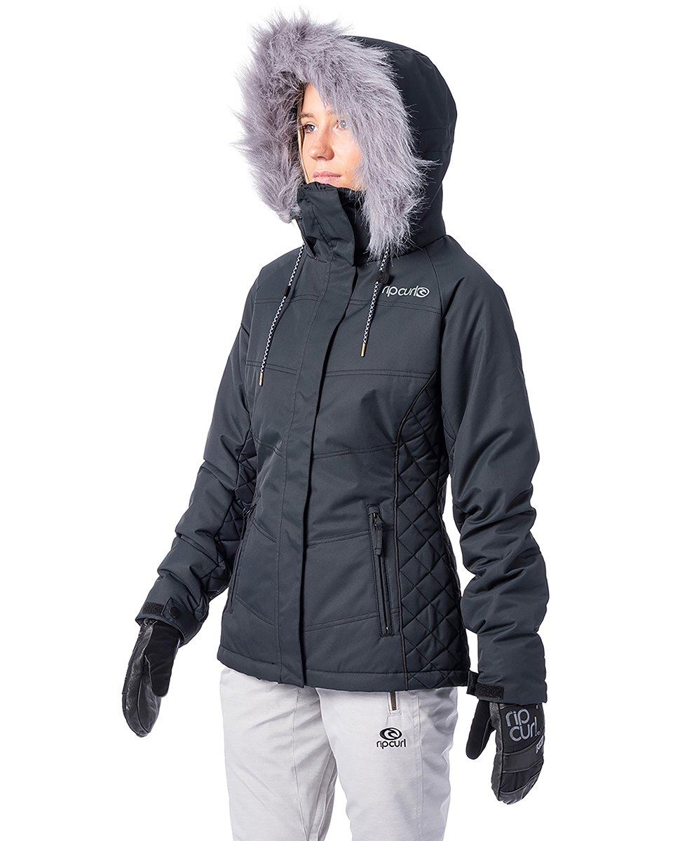 Veste de ski duveteuse | Vestes de ski femme