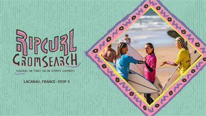 2019 European GromSearch Series Stop #5 - Lacanau, France