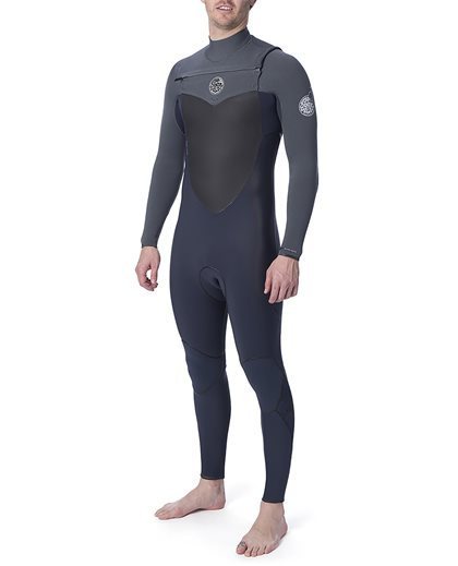 Flashbomb 3/2 Chest Zip Wetsuit