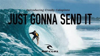 Crosby Colapinto Receives Wildcard into the Freshwater Pro
